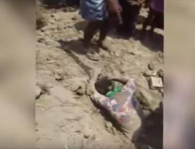 بالفيديو. هندية ماتت ونوضات روينة ملي خرجات من قبرها وها علاش
