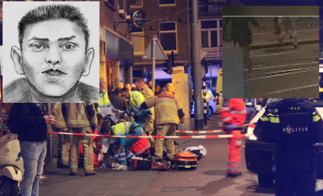داخو عليه وملقاوش ودارو دابا مكافأة. شرطة هولندا ترصد 15 الف اورو لمن يبلغ عن مغربي قتل هولندي بالسلاح (فيديو)