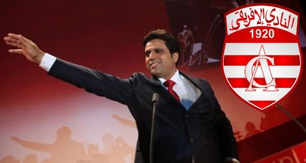 واش بصح هرب رئيس النادي الإفريقي التونسي للمغرب؟