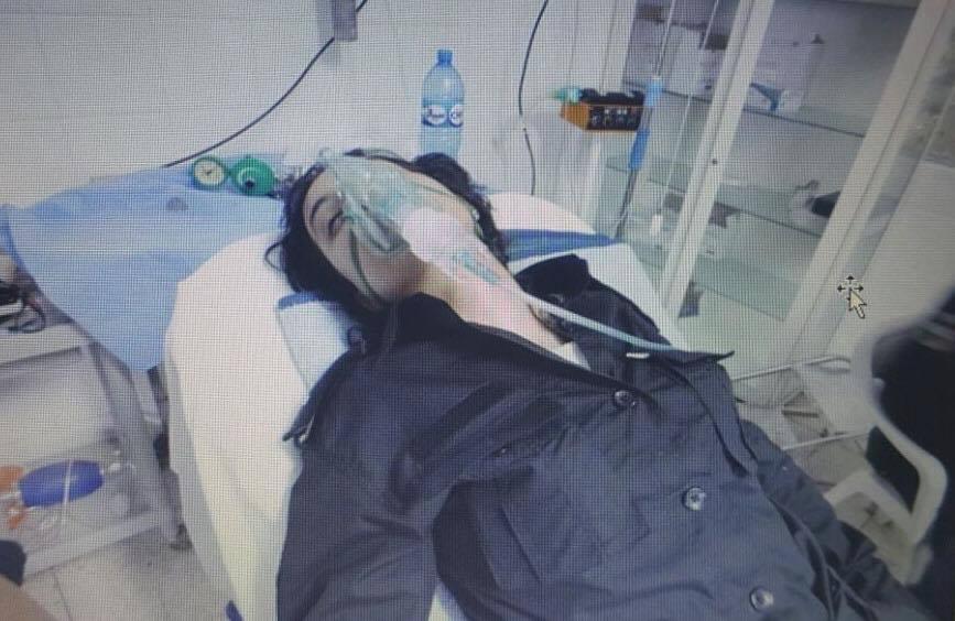 سقوط أول شرطية في أحداث الحسيمة (صور)