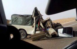 بالصور. مصرع شخص فحادثة سير مروعة سبابها كاميو ديال نقل البنزين