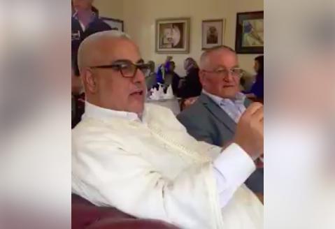 بنكيران. الراس غنى ام كلثوم بعد ما خرج رابح راسو مرفوع من المجلس الوطني البارح