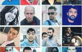 """المرصد المغربي للسجون يُحذر من تردي الأوضاع الصّحية والنّفسية لنشاط """"حراك الرّيف"""" المضربين عن الطعام"""