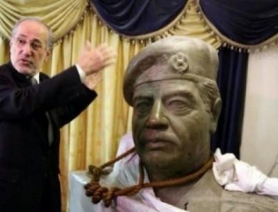 الحبل لي تشنق بيه صدام كيتباع بسبعة مليون دولار!!