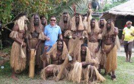 تيميتار الامازيغي حتى هو تبع الموضة الافريقية