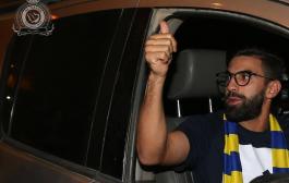 اللاعب المغربي فوزير منوضها في السعودية