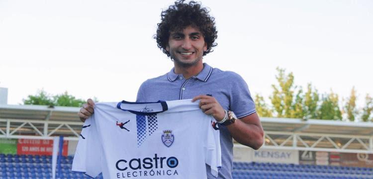 نادي برتغالي جاب لاعب مصري: بعد 3 ايام تحرش بزوجات اللاعبين