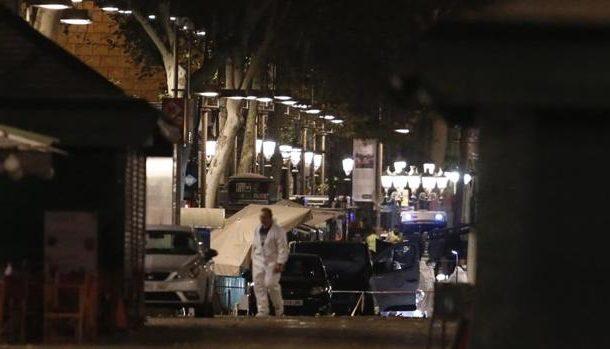 طاراغونا. اربعة قتلى وجريح واحد كانو فسيارة يشتبه انها بغات دير هجوم ثاني
