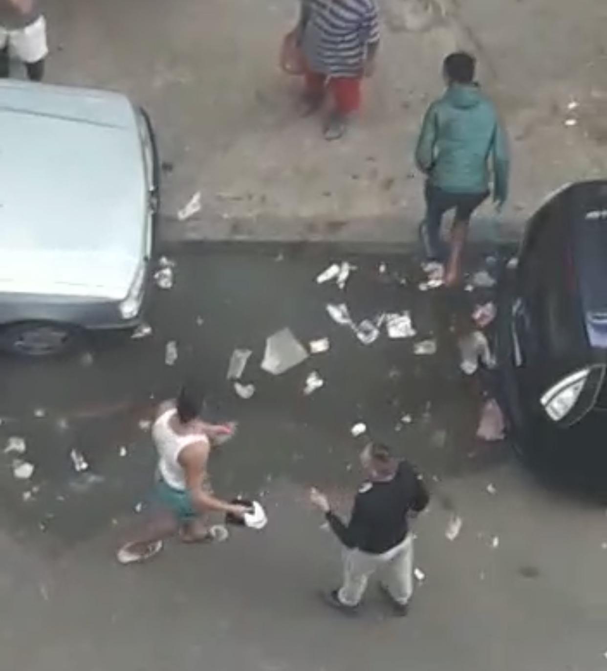 """فيديو """"كود"""" على السيبة فالحي المحمدي. طارو على الثاني"""