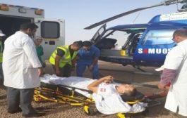 حادثة سير مروعة قرب ميسور تدفع الوردي إلى نقل أحد الضحايا إلى فاس على مثن المروحية الطبية
