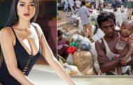 سحب اللقب من ملكة جمال ميانمار بسباب الروهينغا