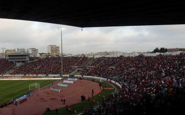 ماتش المغرب الگابون: 45 الف مغربي فالتيران