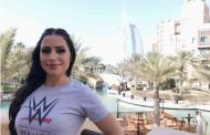 """""""شادية بسيسو """" أول عربية كتدخل لحلبة المصارعة العالمية"""