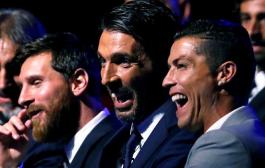 رونالدو عيط لميسي وكال ليه: أنا أفضل لاعب في العالم