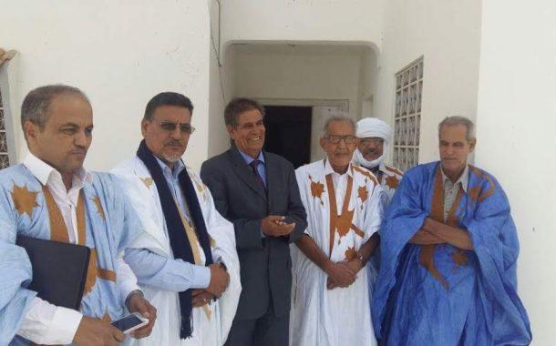 معارضة ولد عبد العزيز تورط مبعوث البوليساريو لموريتانيا
