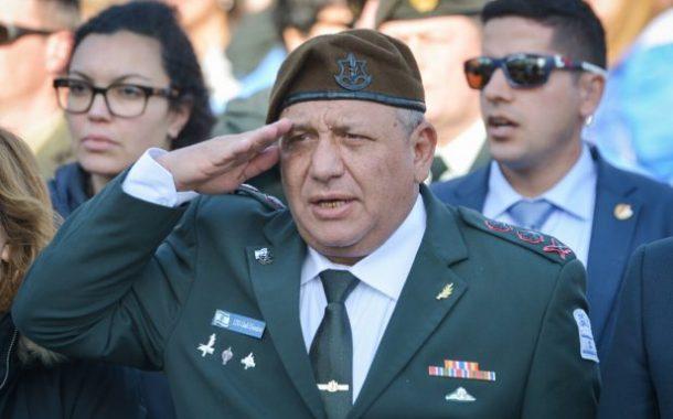 اسم رئيس الاركان الاسرائيلي منوض روينة وخبير يقول انه اسم امازيغي مغربي