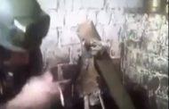 بالفيديو. عسكري اوكراني فرگع راسو عند خلال محاضرة على السلاح